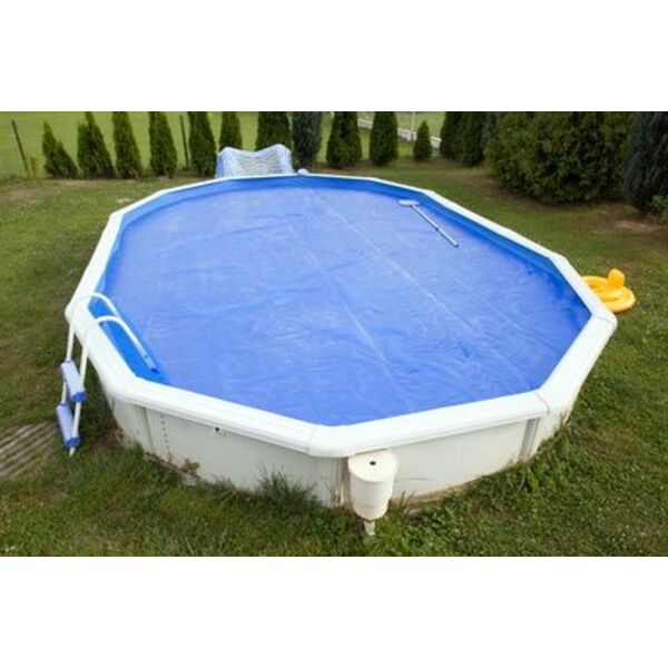 Une b che pour piscine autoportante ou gonflable for Piscine autoportante