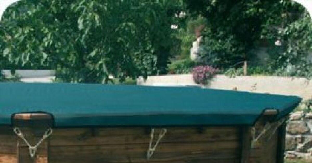B che pour piscine octogonale for Ou acheter une piscine en bois