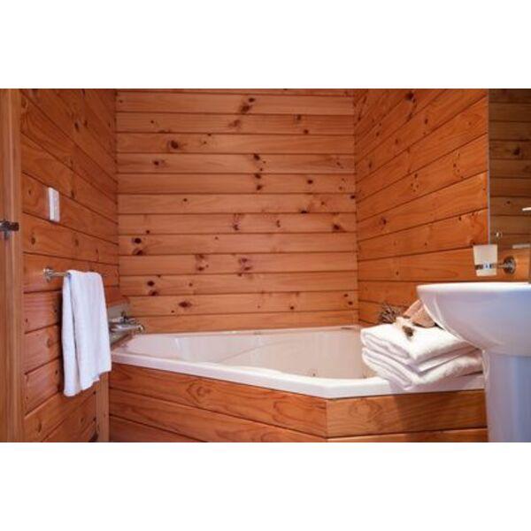 Une baignoire baln o asym trique id ale pour les petites for Baignoire petits espaces
