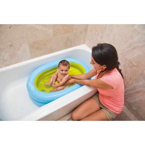 Intex les indispensables gonflables pour b b for Intex piscine le miroir