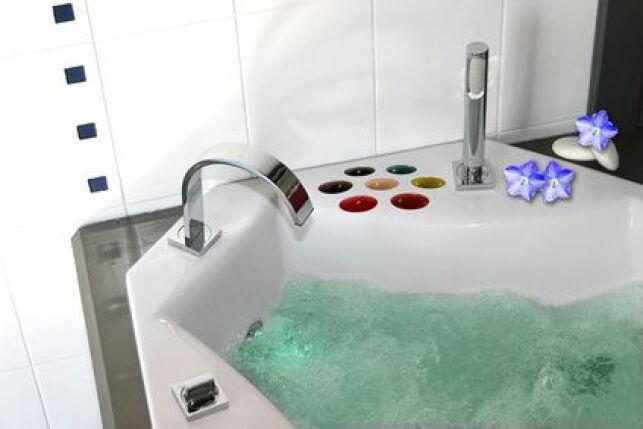 Le prix d'une baignoire jacuzzi peut être assez élevé.