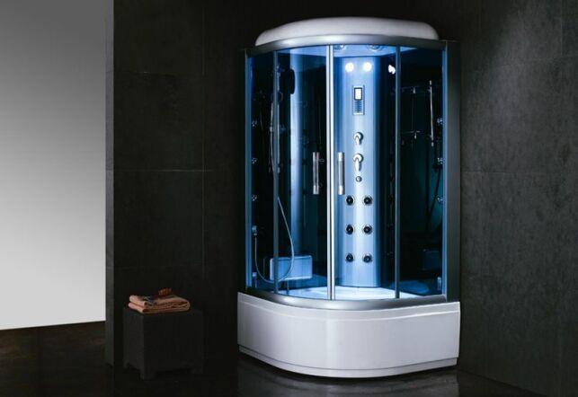 Une douche sensorielle chez soi : relaxation et bien-être