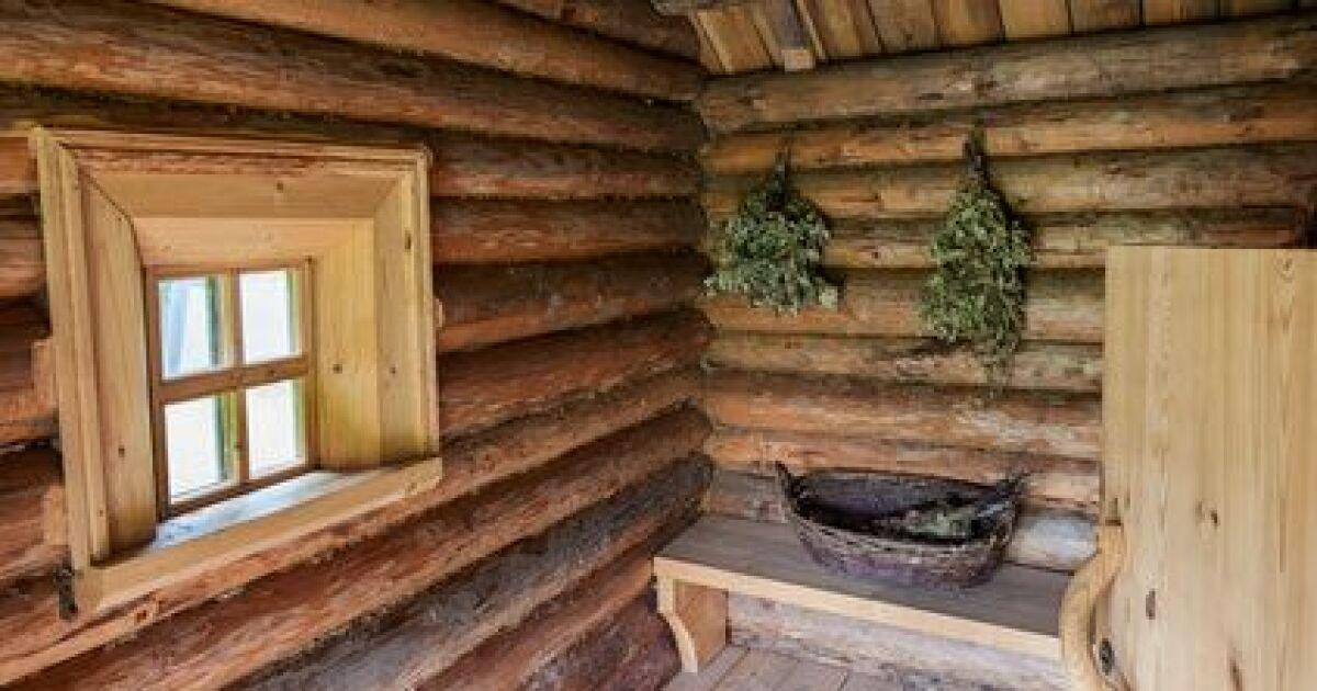 La banya ou bania les bienfaits du sauna russe - Bienfaits du sauna ...