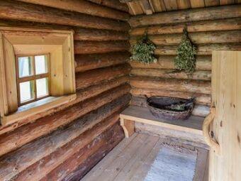 La banya (ou baia) : les bienfaits du sauna russe !