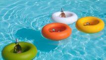 Bar flottant Aqua Plus : un cocktail les pieds dans l'eau