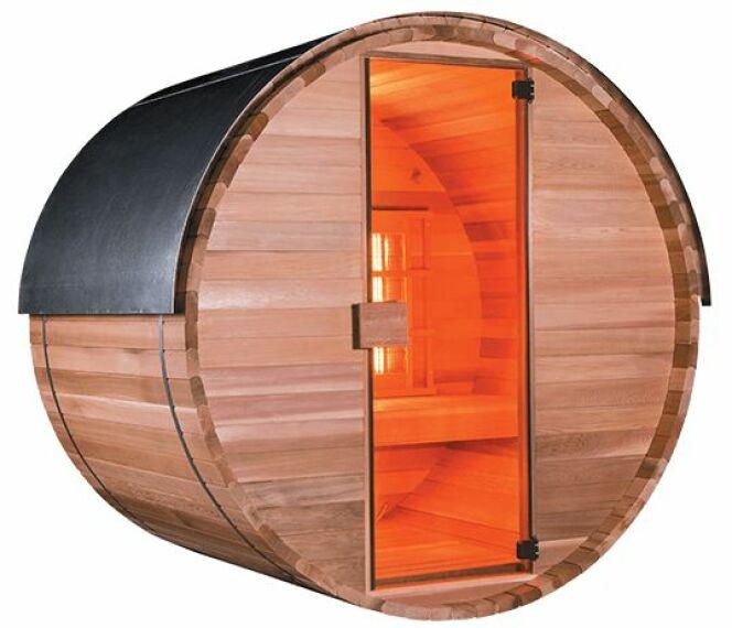 Barrel IR, par Holl's