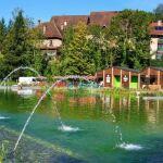 Base de loisirs Rivièr'Alp aux Echelles