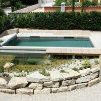 Bassin classique (procédé BioNova Pool) BioNova