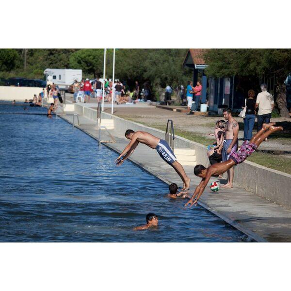 Bassin de baignade d 39 audenge horaires tarifs et t l phone - Piscine petit port horaires ...