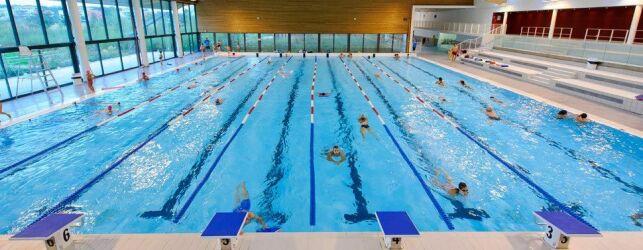Bassin sportif de 25m