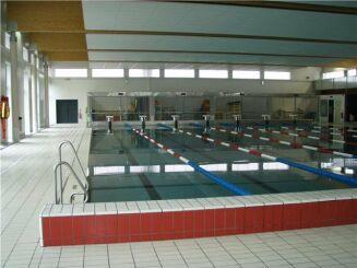Bassin sportif de l'espace aquatique Brutus à Perpignan