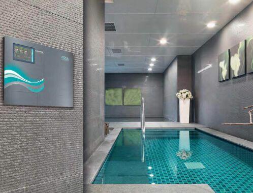 Bayrol Pool Manager, une solution de traitement automatique de l'eau.