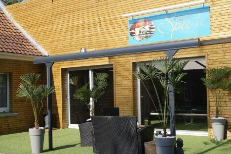 """Bien-être au spa Cocooning de Marck : massages, cours d'aquabike et d'aquagym<span class=""""normal italic petit"""">© Spa Cocooning</span>"""