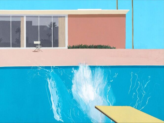 Bigger Splash, 1697