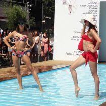 Photos des tendances maillots de bain et beachwear de l'été 2014