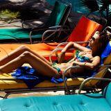 Les photos des plus beaux bikinis balconnets de l'été 2013