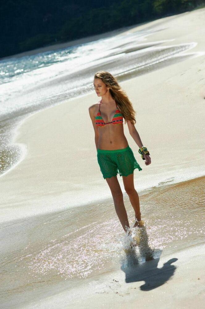 Bikini brésilien coloré Nely