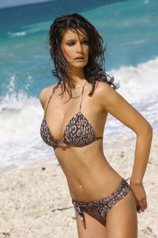 Bikini imprimé animalier Wildlife été 2012 par LingaDore