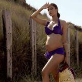 Bikini pour femme enceinte violet Salsa
