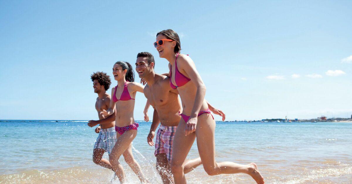 Les photos des maillots de bain homme et femme sport pour for Piscine et bain coulommiers