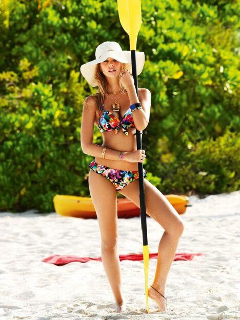 """Bikini Shangri La Seafolly<span class=""""normal italic petit"""">© Seafolly</span>"""