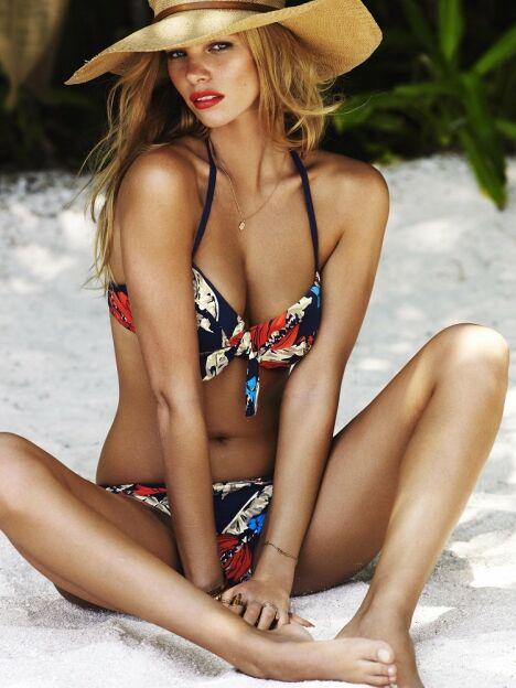 "Bikini triangle Havana Seafolly<span class=""normal italic petit"">© Seafolly</span>"