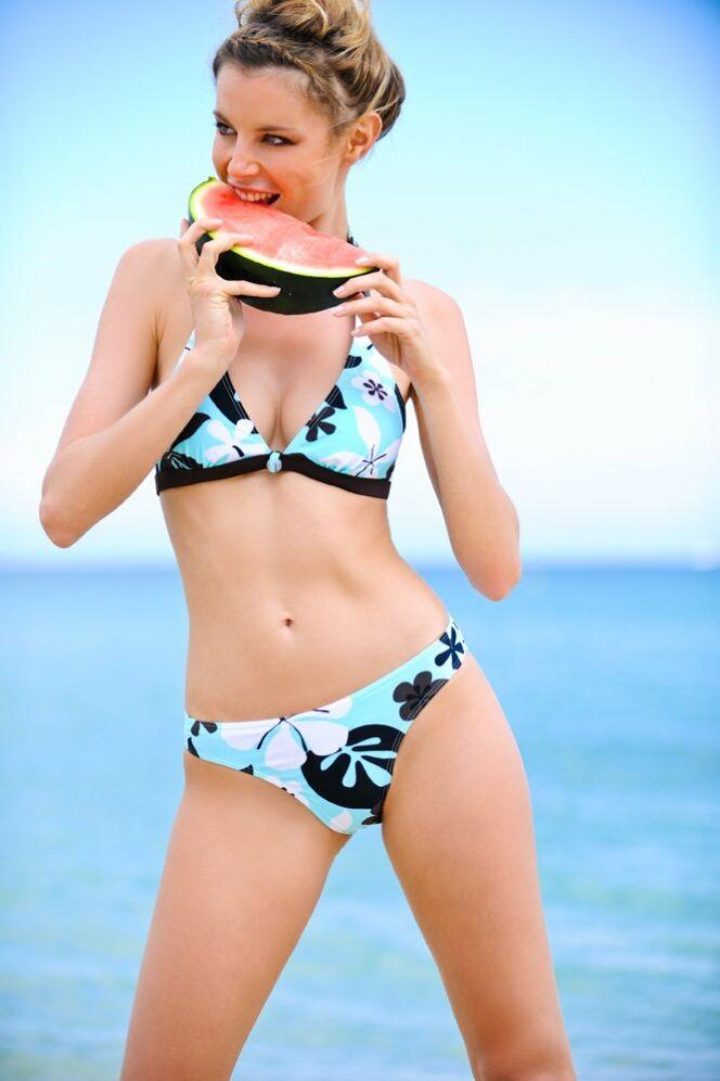 Bikini triangle Kalaïs