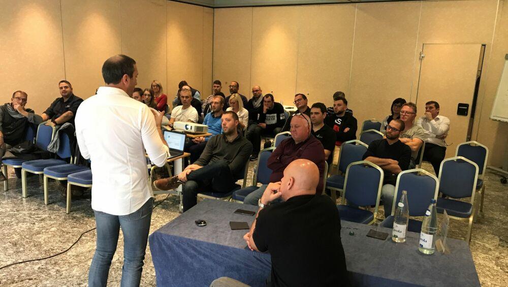 Roadshow des Spécialistes 2019 à Colmar : formations et conférences pour les professionnels de la piscineDR