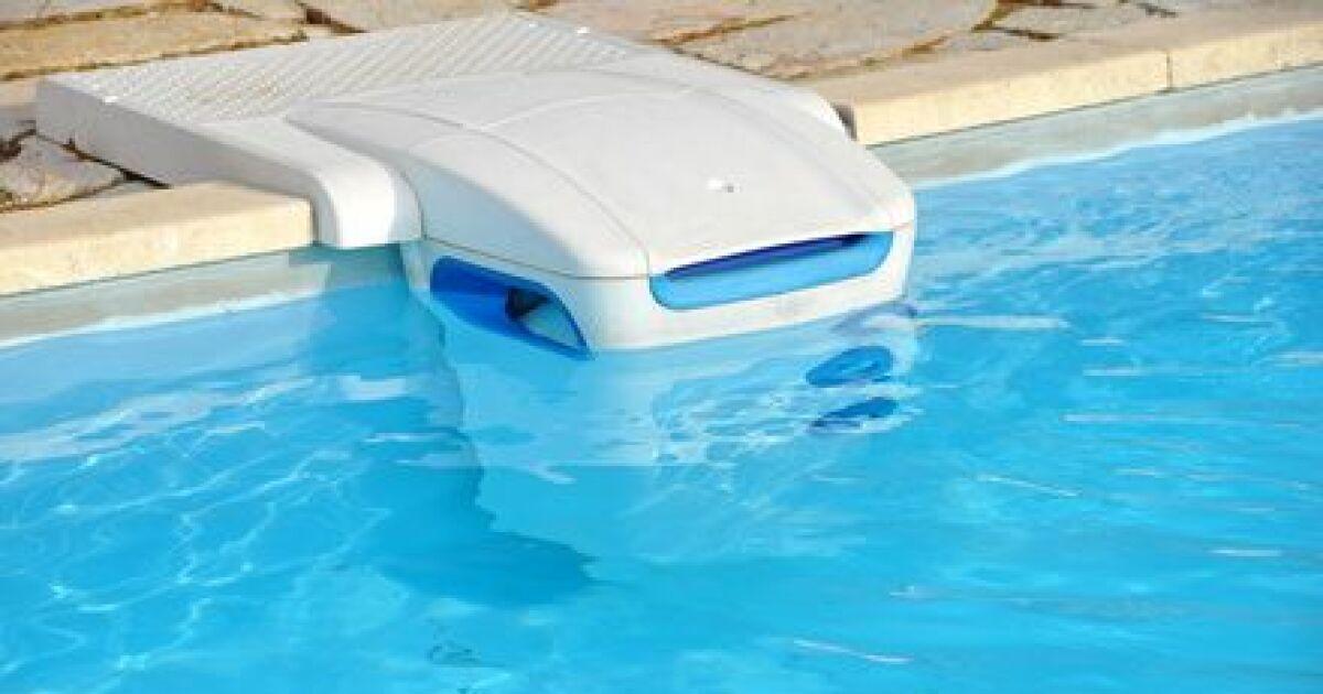 Le bloc de filtration d 39 une piscine for Pompe piscine hors sol leroy merlin