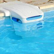 Le bloc de filtration d'une piscine