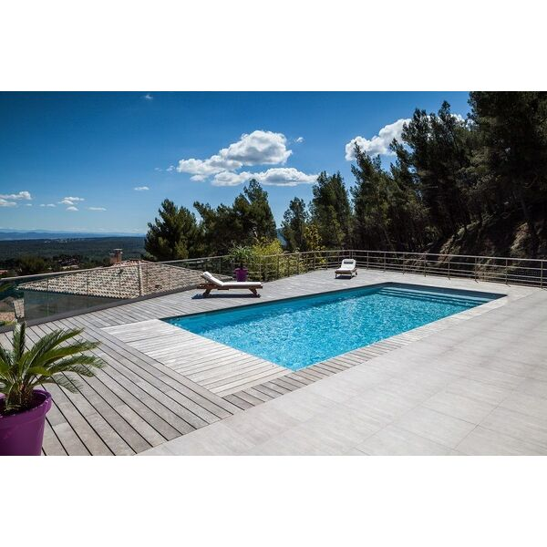 Blue dream piscines magiline bouc bel air bouc bel for Piscine magiline