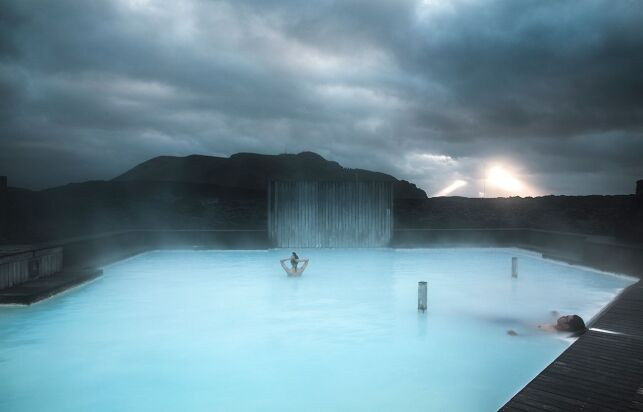 Blue Lagoon Clinic Hotel en Islande
