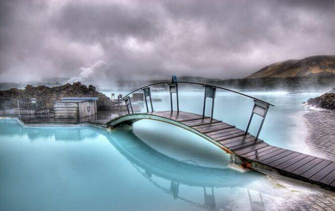 Blue Lagoon,Grindavik, Islande. © hiconsumption