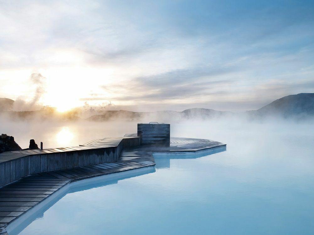 Blue Lagoon : pour un moment de bien-être en Islande© Blue Lagoon
