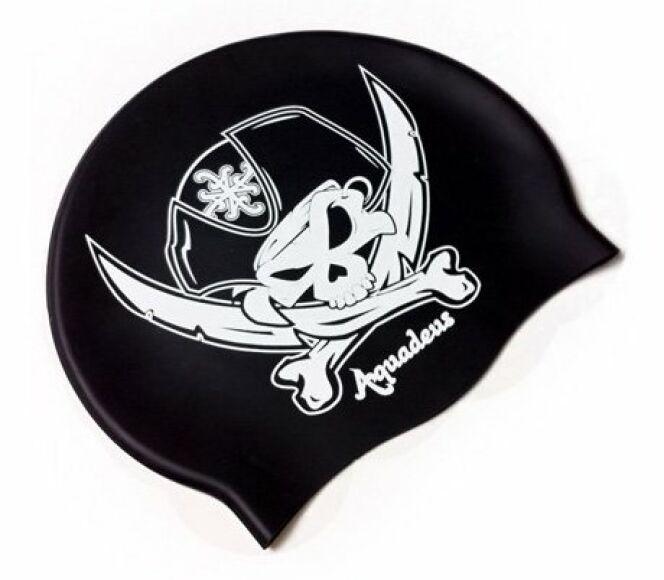 Bonnet de bain Pirate
