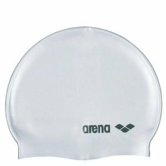 """Bonnet de natation mixte """"Classic logo silicone"""""""
