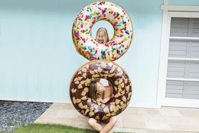 Bouées donuts