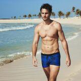 Boxer à carreaux bleu, Speedo plage et piscine 2013