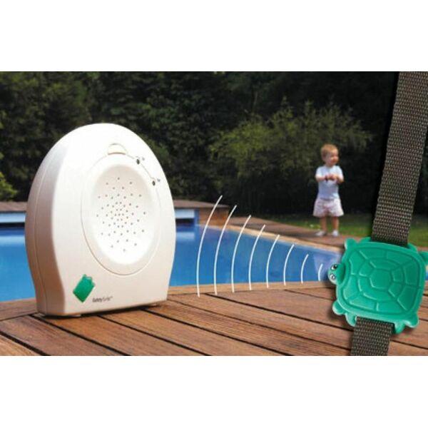 bracelet alarme de piscine pour enfant safety turtle. Black Bedroom Furniture Sets. Home Design Ideas