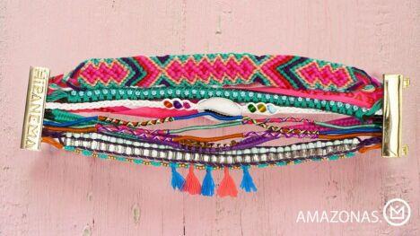 """Bracelet Hipanema Amazonas<span class=""""normal italic petit"""">© Hipanema</span>"""
