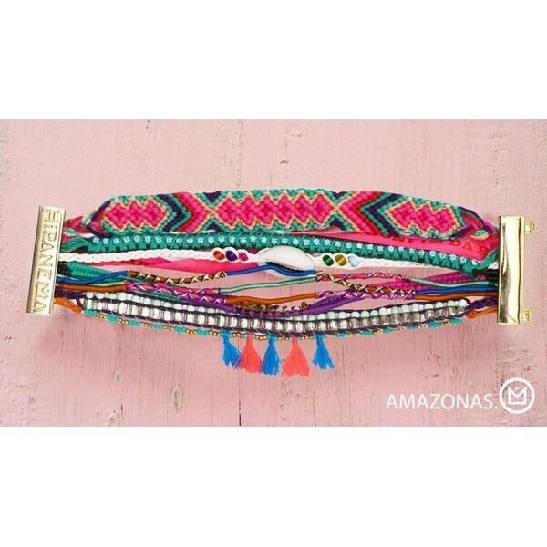 bracelet hipanema amazonas. Black Bedroom Furniture Sets. Home Design Ideas