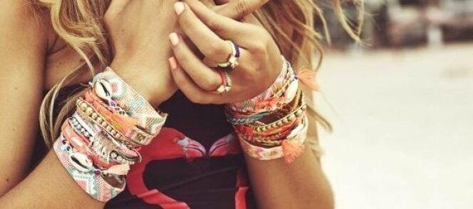 "Bracelet Hipanema pas cher : les bons plans<span class=""normal italic petit"">© Hipanema</span>"