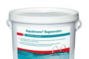 Brome choc Aquabrome Regenerator, de Bayrol