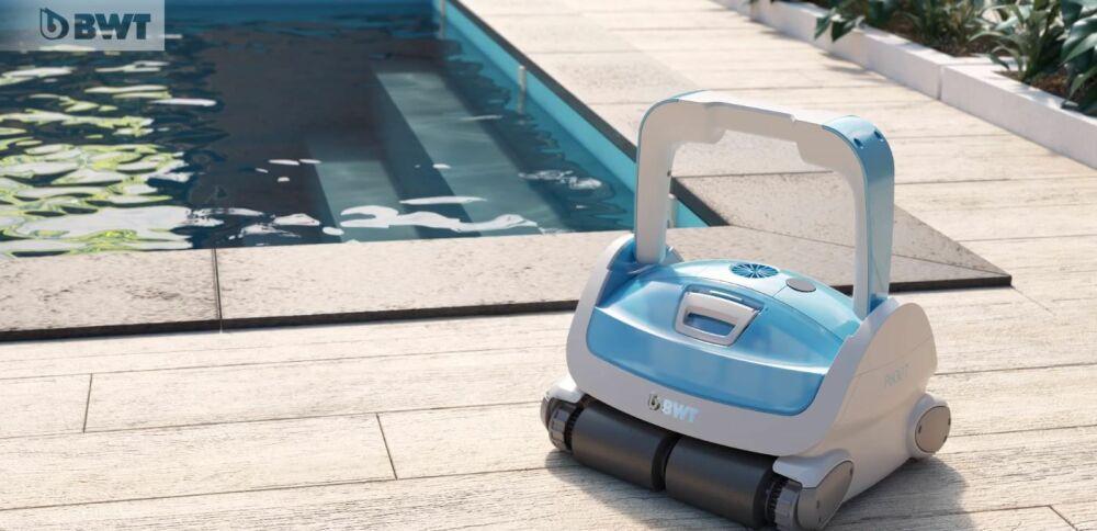 BWT présente sa nouvelle ligne de robots de piscine© BWT
