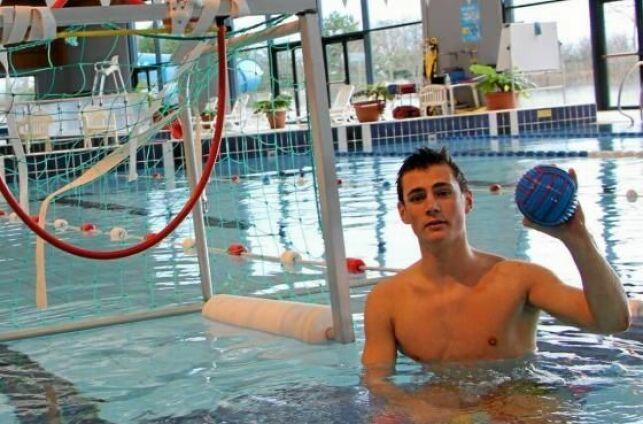 C'est un jeune maître nageur qui a inventé cette nouvelle discipline pour le moins originale.