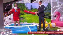 « Il en pense quoi Camille ? » : pour une piscine plus moderne cet été