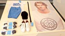 Camille Lacourt lance une collection de vêtements en partenariat avec Carrefour