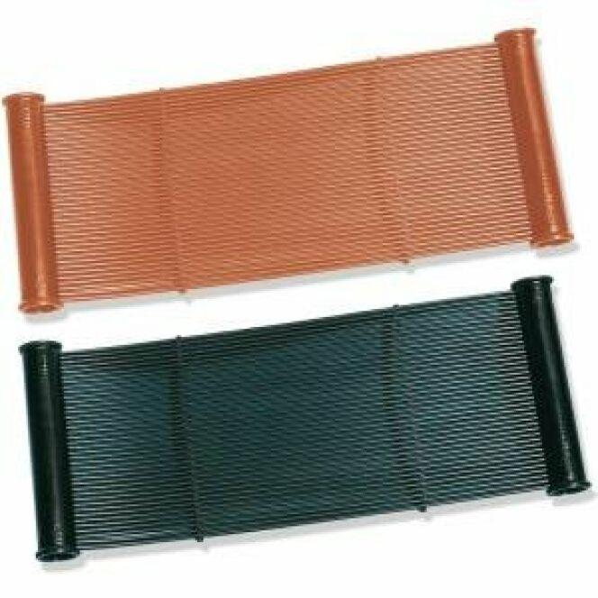 """Capteur solaire Heliocol 3,40 m²<span class=""""normal italic petit"""">© Heliocol</span>"""