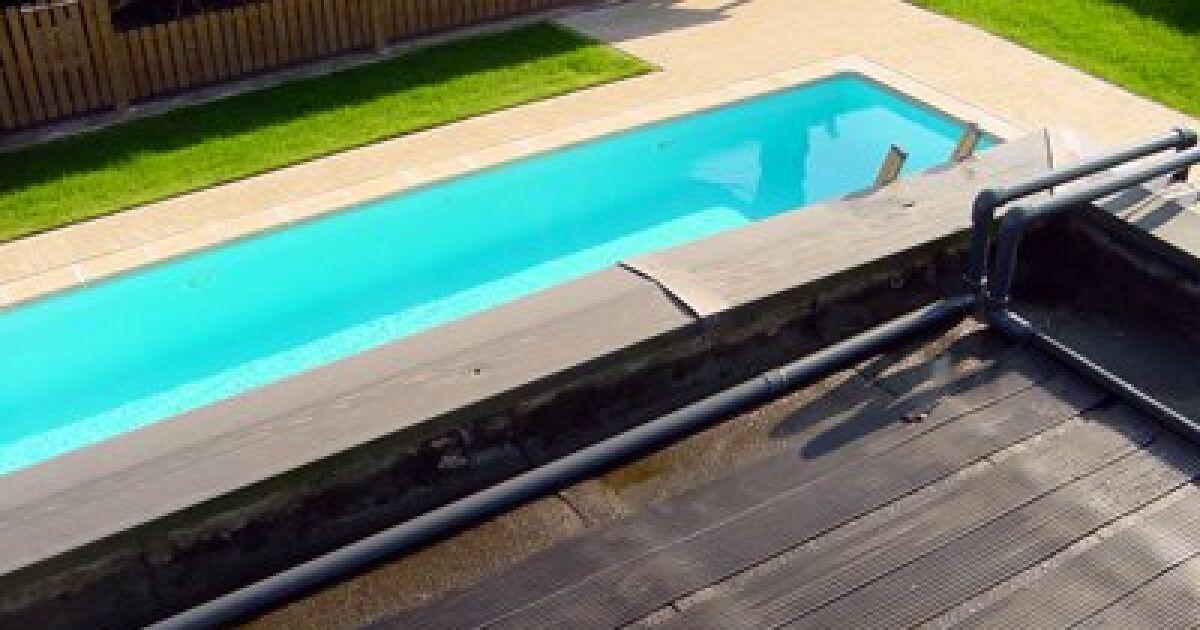 Capteur solaire piscine elios for Chauffage solaire de piscine