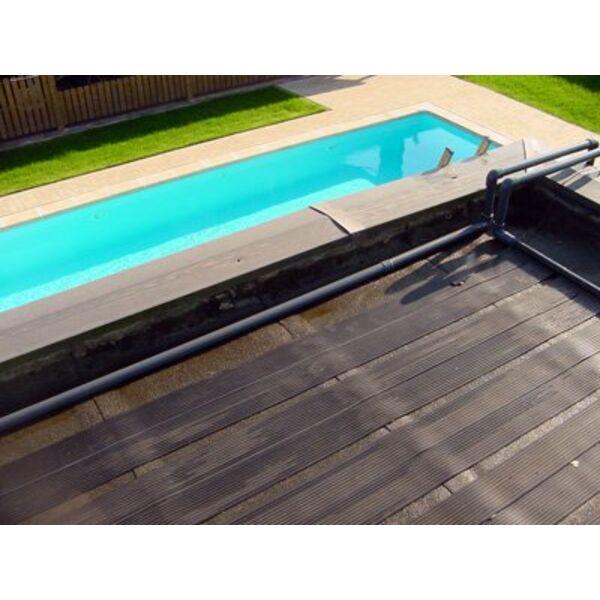 Capteur solaire piscine elios for Panneau solaire piscine hors sol
